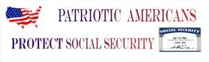Patriotic Americans Protect Social Security